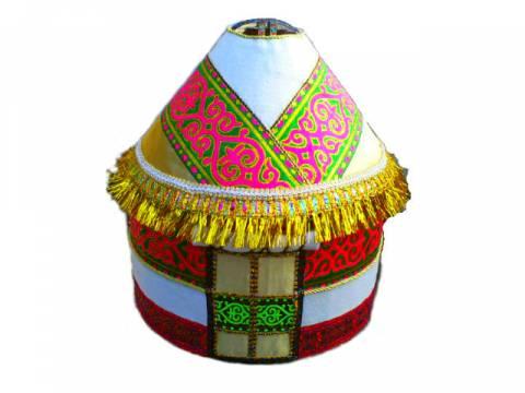Как сделать казахскую юрту